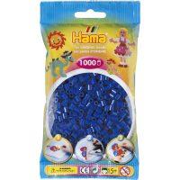 Hama Beads – Dark Blue (1000 Midi Beads)
