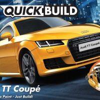 QUICKBUILD Audi TT Coupe (J6034)