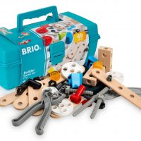 BRIO Builder – Construction Starter Set – Learning, Building and Educational Toys for 3 Year Olds and Up