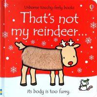 That's Not My Reindeer Book