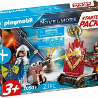 Playmobil Starter Pack Novelmore Knights Duel 70503 Age 3+