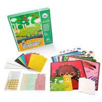 Mosaics Craft Kit – Animal Homeland