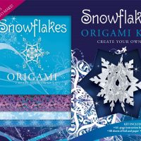 Gift Box: Snowflake Origami  Bounce Hinkler Non-Book