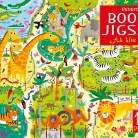At The Zoo Book & Jigsaw