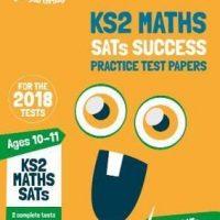 Ks2 Maths Sats Ptp Paperback