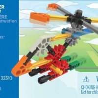 Knex Get Started Helicopter (38 pieces)