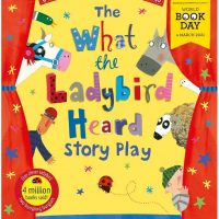 The What The LadyBird Heard Story Play World Book Day 2021