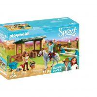 Playmobil DreamWorks Spirit Riding Arena with
