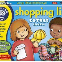 Orchard Toys Shooping List Booster Pack – Clothes