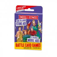 Horrible Histories Stoneage Card Game