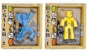 Stikbot 2 pack