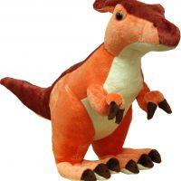 Plush Saurolophus 12 in Soft Dinosaur