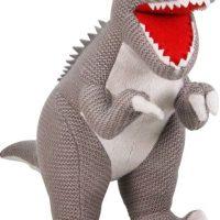 Knitted Tyrannosaurus Rex 12in