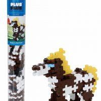 Plus Plus Horse Tube Mix (100 pcs)