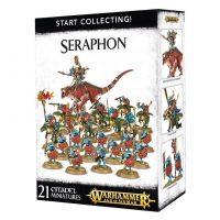 Warhammer Age of Sigmar Start Collecting! Seraphon