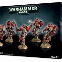 Chaos Space Marine Raptors, 5 Citadel Minatures, Warhammer 40,000