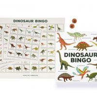 Dinosaur Bingo Board Game