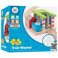 Bigjigs Train Washer