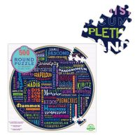 100 Great Words – 500 Piece Puzzle