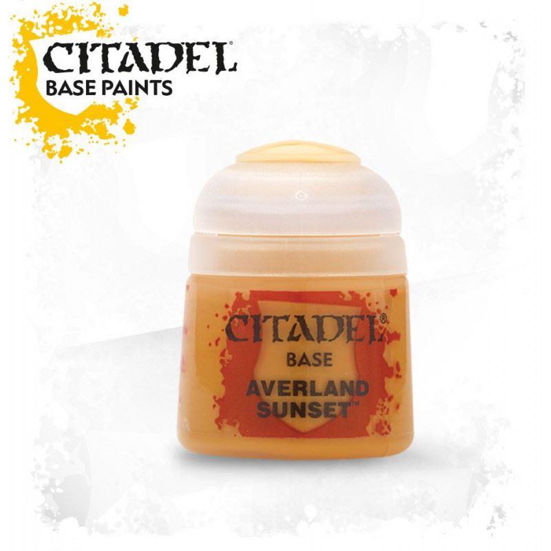 Citadel Base Paint – Averland Sunset (12ml)