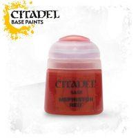 Citadel Base Paint – Mephiston Red 12ml