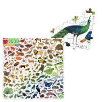 A Rainbow World – 1000 Piece Puzzle