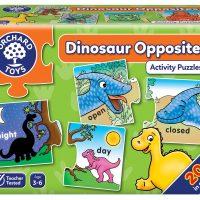Orchard Toys Dinosaur Opposites Game