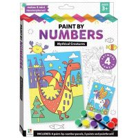 Paint By Numbers Mythical Creatures