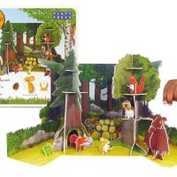 PlayPress Gruffalo Pop-out Playset