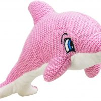 Knitted Dolphin 10 inches