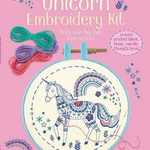 Embroidery Kit Unicorn