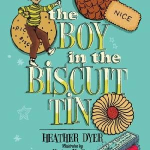 BOY IN THE BISCUIT TIN REISSUE Paperback SCHOLASTIC