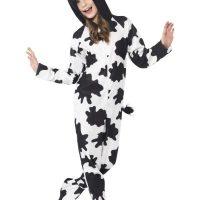 Cow Costume, Black & White (Small)