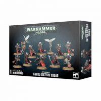 Adepta Sororitas Battle Sisters Squad, 11 Citadel Miniatures, Warhammer 40,000