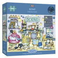Gibsons Scent 1000 pieces