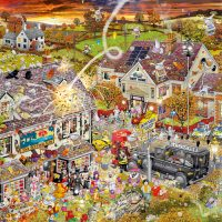 Gibsons I Love Autumn 1000 Pieces Jigsaw Puzzle