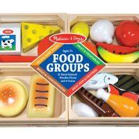 Melissa and Doug Food Groups
