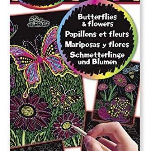 Melissa and Doug Color-Reveal Pictures – Butterflies & Flowers
