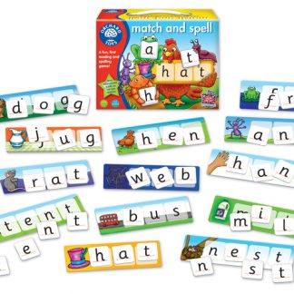 Orchard Toys Match & Spell