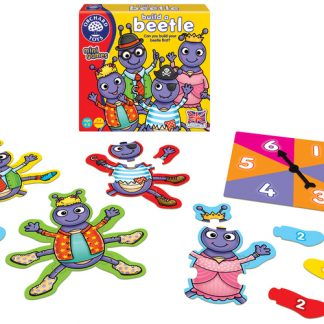 Orchard Toys Build a Beetle Mini Game 4 – 8 Years