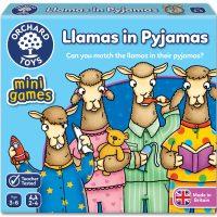 Orchard Toys Llamas In Pyjamas – Mini Game