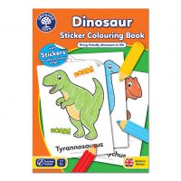 Orchard Toys Colouring Book – Dinosaur