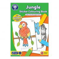 Orchard Toys Colouring Book – Jungle