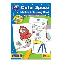 Orchard Toys Colouring Book – Outer Space