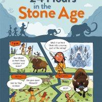 24 Hours In the Stone Age  Usborne Books