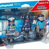 Playmobil Trio City Action Police 70669 Age 4 – 10