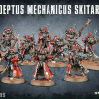 Adeptus Mechanicus Skitarii Rangers – Warhammer 40k – Games Workshop