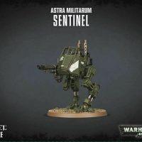 Astra Militarum Sentinel, 1 Citadel Minatures, Warhammer 40,000