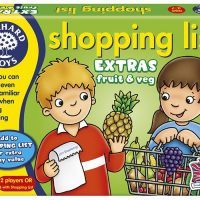 Orchard Toys Shopping List Booster Pack – Fruit & Veg