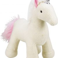 Knitted Unicorn 10 inches